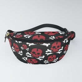 REDSKULL pirate Fanny Pack