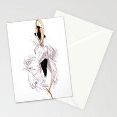 BIRD PRINCESS Stationery Cards