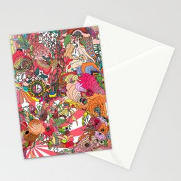 Of the Hare Meadow Stationery Cards