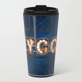 Hygge -  Wall-Art for Hotel-Rooms Travel Mug