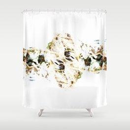 Hollows Shower Curtain