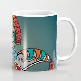 Horse braid Coffee Mug