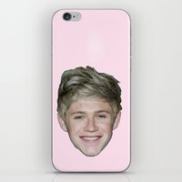 niall iPhone & iPod Skins featuring Niall by 2fab4you