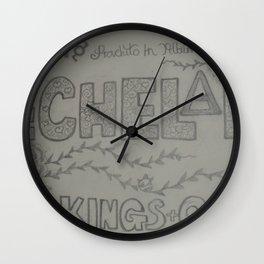 Echelon. Wall Clock