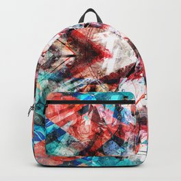 Now Is The Only Time Backpack