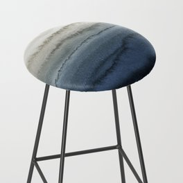 WITHIN THE TIDES - CRUSHING WAVES BLUE Bar Stool