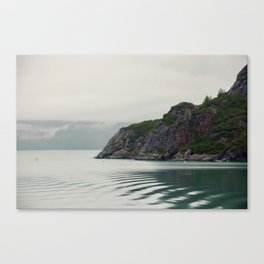 Ripples in the Bay Canvas Print