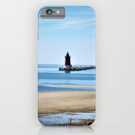 Lewes Lighthouse iPhone Case