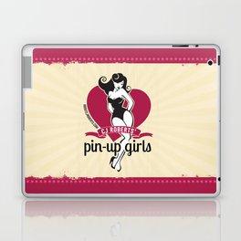 CJ Roberts' Pin-Up Girls Laptop & iPad Skin