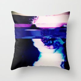 damnation matrix Throw Pillow