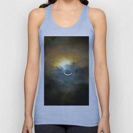 Solar Eclipse II Unisex Tank Top
