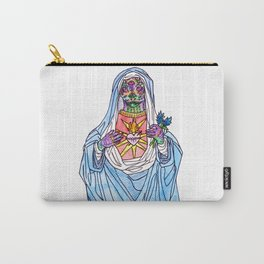 immaculate reptilian heart Carry-All Pouch