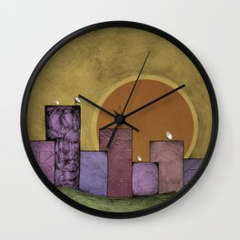 Space Oddity Wall Clock