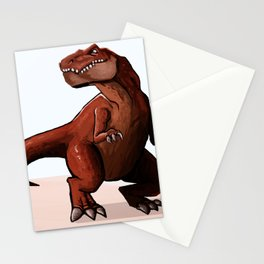 Dino Stationery Cards