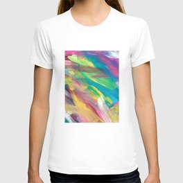 Abstract Artwork Colourful #2 T-shirt
