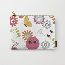 Owl in Pandora Carry-All Pouch