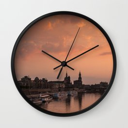 DRESDEN 06 Wall Clock
