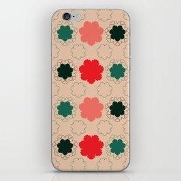 Flowers iPhone Skin