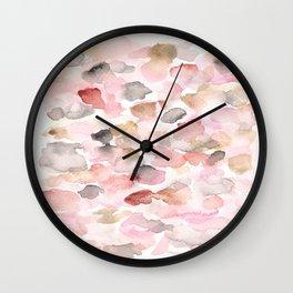 150725 My Happy Bubbles 33 Wall Clock