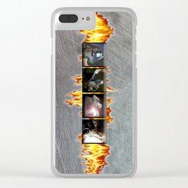 Welders Clear iPhone Case