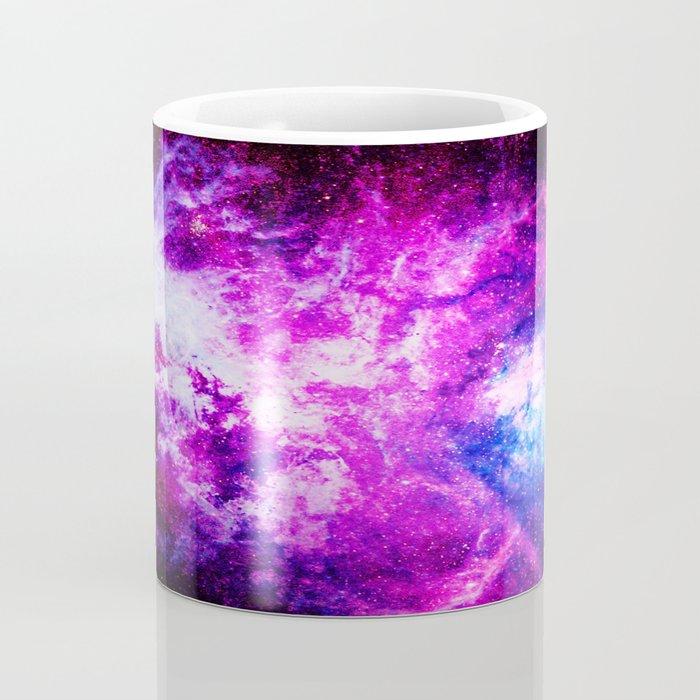 Purple Blue nebuLA Coffee Mug
