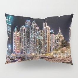 Dubai Marina Pillow Sham
