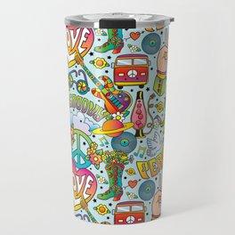 Peace&Love Travel Mug