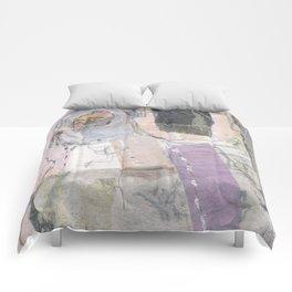 Alien goat Comforters