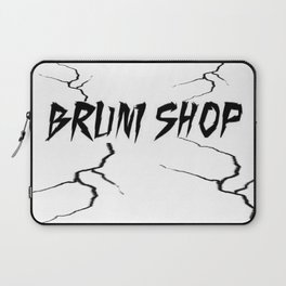 Bruni - Glass Crack Laptop Sleeve