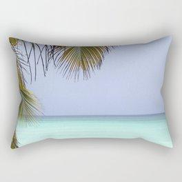 Dominican Island Rectangular Pillow