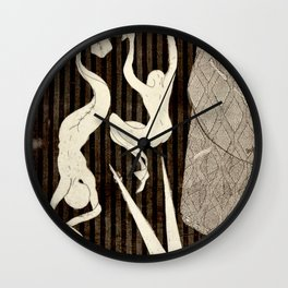 Journey to Dissent Wall Clock