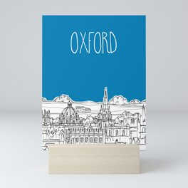 Oxford Mini Art Print