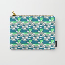 Mountain Goat Jamboree Carry-All Pouch