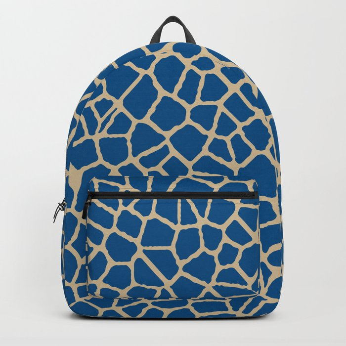 staklo (dark blue with coffee) Backpack