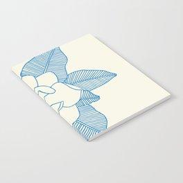 Magnolia Flower Notebook