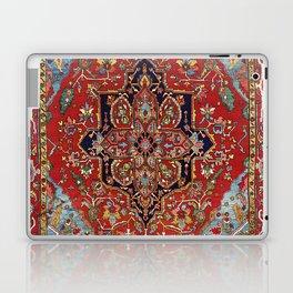 Heriz  Antique Persian Rug Print Laptop & iPad Skin