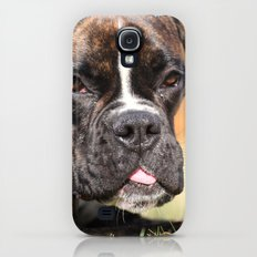 Boxer dog Galaxy S4 Slim Case