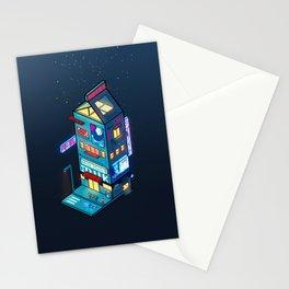 Cyberpunk Milk Stationery Cards