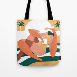 Over medium Tote Bag