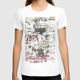 take a breath [ABSTRACT]  T-shirt