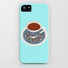 Turkish Coffee iPhone (5, 5s) Slim Case