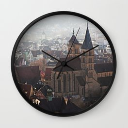 St. Dionys Cathedral Wall Clock