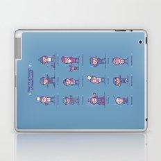 Psychology of headwear Laptop & iPad Skin