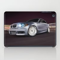 bmw iPad Cases featuring BMW 135i by Jacob Brcic
