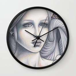 Forlorn Wall Clock