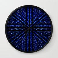 matrix Wall Clocks featuring Matrix by Armin