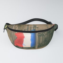 Liberty, Equality, Fraternity Fanny Pack