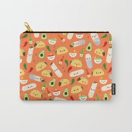 Tacos and Burritos Carry-All Pouch
