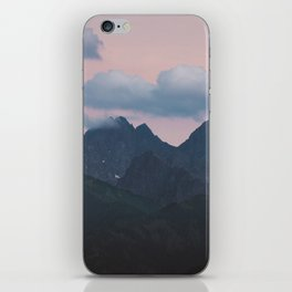 Evening vibes - Landscape and Nature Photography iPhone Skin