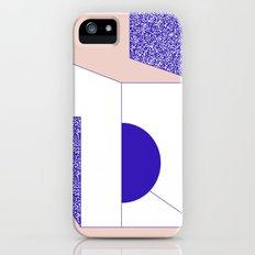 Violet iPhone (5, 5s) Slim Case